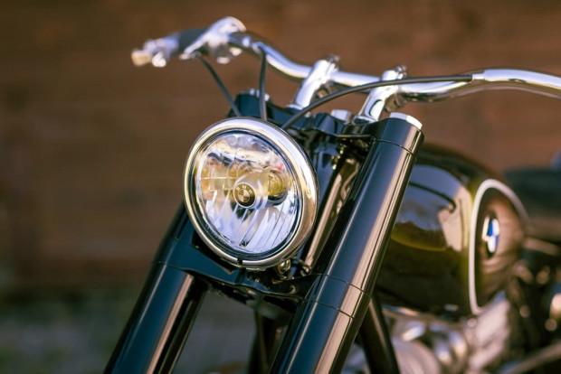 BMW'nin özel motosikleti R5 - Page 3