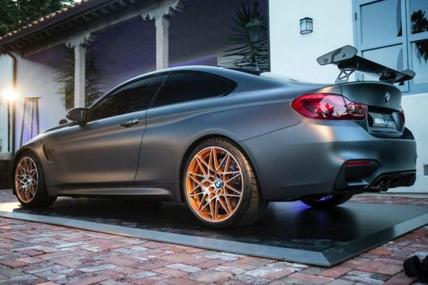 BMW'nin su enjekte edebilen ilk aracı M4 GTS - Page 1