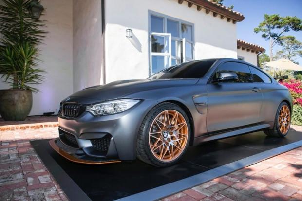 BMW'nin su enjekte edebilen ilk aracı M4 GTS - Page 4
