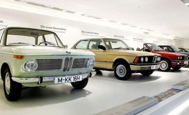 BMW'nin tarihi burada yatıyor - Page 1