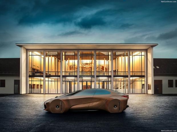 BMW'nin Vision Next 100'den sonraki konsepti - Page 1