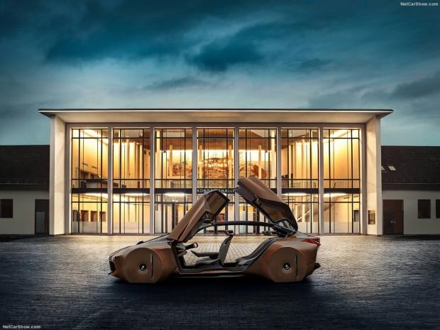 BMW'nin Vision Next 100'den sonraki konsepti - Page 3