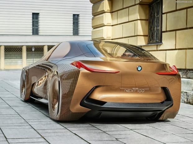 BMW'nin Vision Next 100'den sonraki konsepti - Page 4