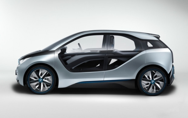 BMW'nin 'Wallbox' şarj sistemi! - Page 1