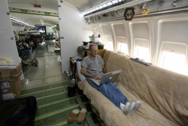 Boeing 727'den 'Boeing Ev'e - Page 3