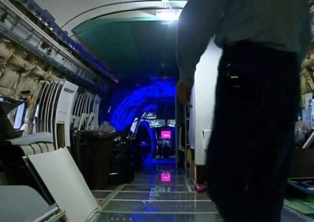Boeing 727'den ev yaptı! - Page 1