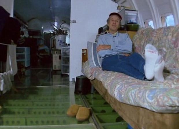 Boeing 727'den ev yaptı! - Page 4