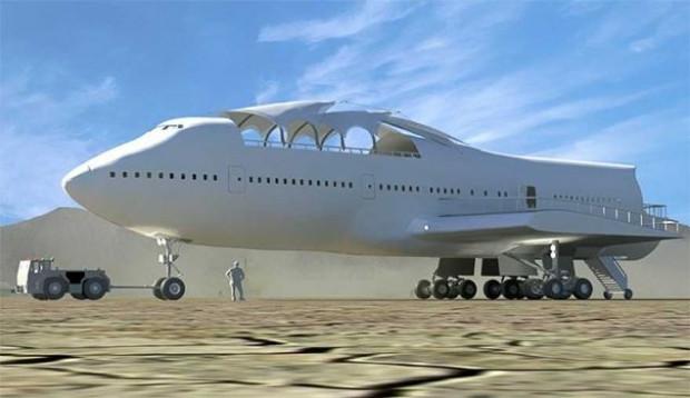 Boeing 747'nin inanılmaz dönüşü! - Page 1