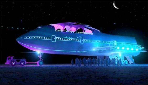 Boeing 747'nin inanılmaz dönüşü! - Page 3