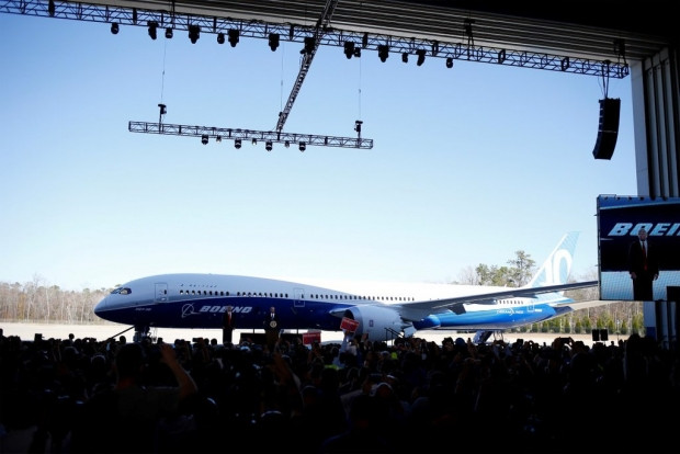Boeing 787 Dreamliner modelinin geliştirilmiş hali 787-10 Dreamliner - Page 3