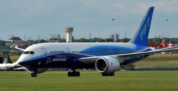 Boeing Dreamliner 787 galeri - Page 1