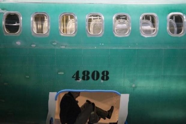 Boeing'in fabrikası kapılarını açtı - Page 2