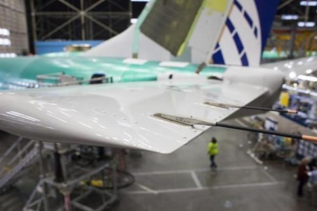 Boeing'in fabrikası kapılarını açtı - Page 4