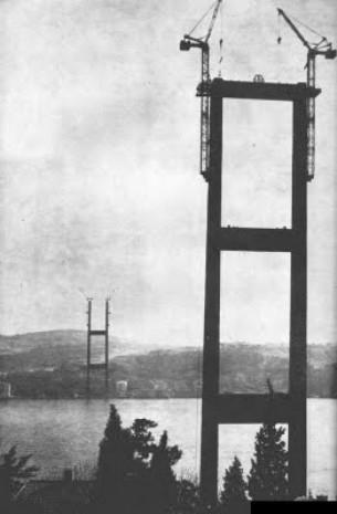 Boğaziçi Köprüsü Nasıl İnşa Edildi - Page 4