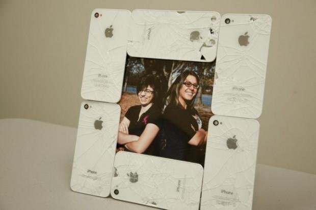 Bozuk hali bile işe yarayan tek telefon iPhone! - Page 4