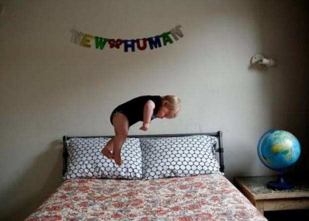 Bu bebekler uçuyor! - Page 2