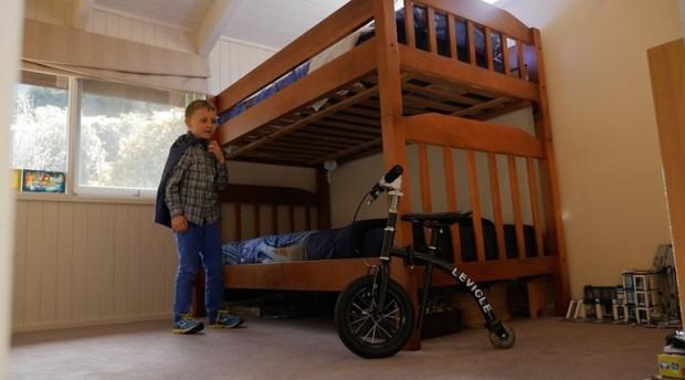 Bu bisikletin pedalı yok motor yok bacak gücüyle ilerliyor - Page 3