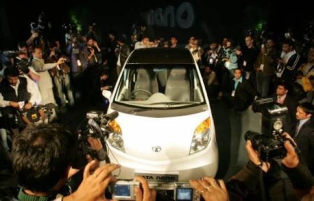 Bu da Dünya'nın en ucuz otomobilli TATA NANO! - Page 1