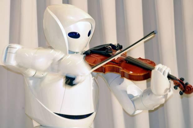 Bu da müzisyen robot! - Page 2