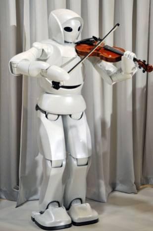 Bu da müzisyen robot! - Page 3