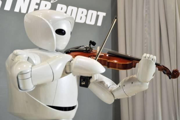 Bu da müzisyen robot! - Page 4