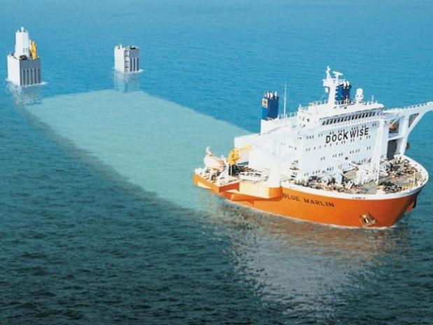 Bu gemi 2 futbol sahasından daha uzun! - Page 2