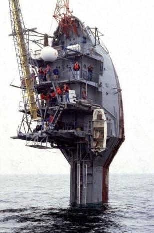Bu gemi bilimsel araştırmalar yapabilmesi amacıyla batması için tasarlandı - Page 2