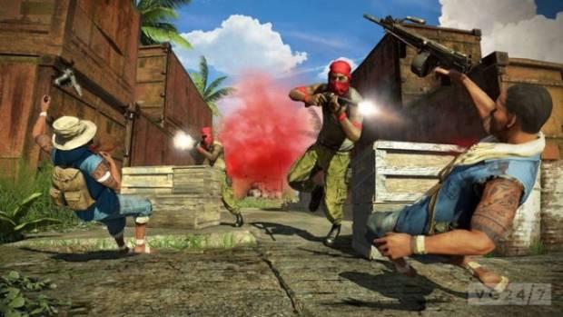 Bu görüntüler hiç bir yerde yok!Far Cry 3'den Yeni Görüntüler! - Page 1