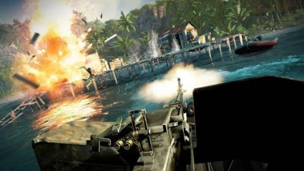 Bu görüntüler hiç bir yerde yok!Far Cry 3'den Yeni Görüntüler! - Page 2