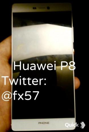 Bu güne kadar sızan Huawei P8 görüntüleri - Page 1