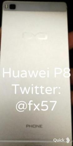 Bu güne kadar sızan Huawei P8 görüntüleri - Page 2