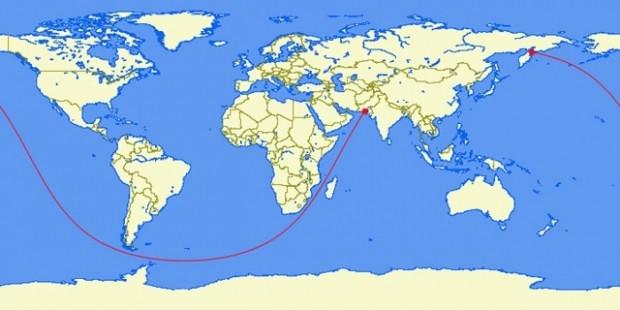 Bu haritalara baktığınızda Dünya sizin için aynı Dünya olmayacak - Page 1
