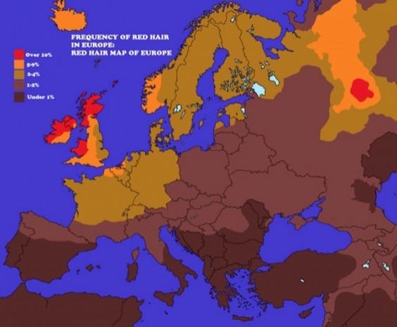 Bu haritalara baktığınızda Dünya sizin için aynı Dünya olmayacak - Page 3