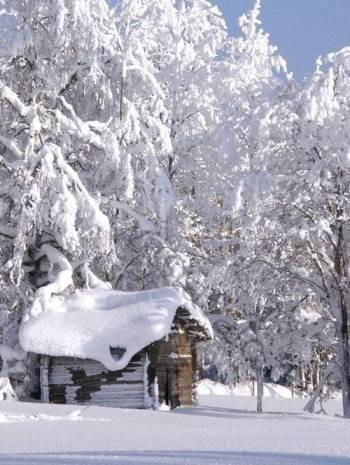 Bu kar fotoğraflarına hayran kalacaksınız! - Page 3