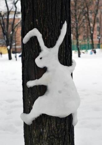 Bu kar fotoğraflarına hayran kalacaksınız! - Page 4