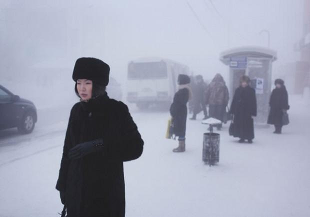 Bu köyde sıcaklık -52 derecenin altına indiğinde okullar tatil oluyor! - Page 4