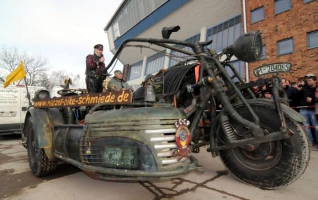 Bu motorsikletin tank motoru var - Page 2