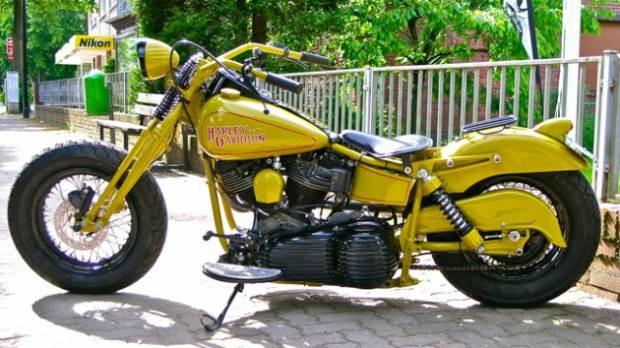 Bu motosiklet tasarımlarına bayılacaksınız! - Page 1
