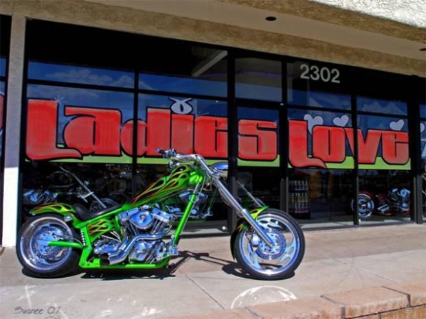 Bu motosiklet tasarımlarına bayılacaksınız! - Page 3