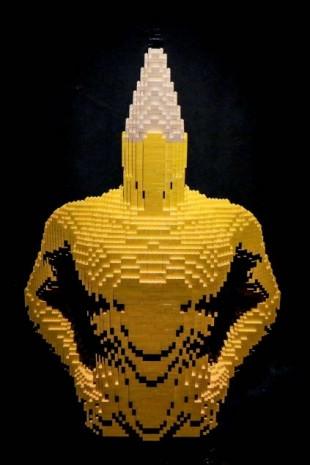 Bu muhteşem sanat eserleri Lego'dan yapıldı - Page 1