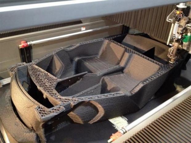 Bu otomobil 3D yazıcıyla üretildi - Page 2