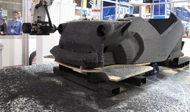 Bu otomobil 3D yazıcıyla üretildi - Page 3