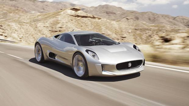 Muhteşem tasarımıyla Jaguar F-Type - Page 1
