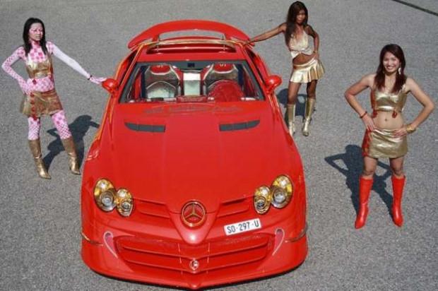 Bu otomobilin bir eşi daha yok! - Page 3