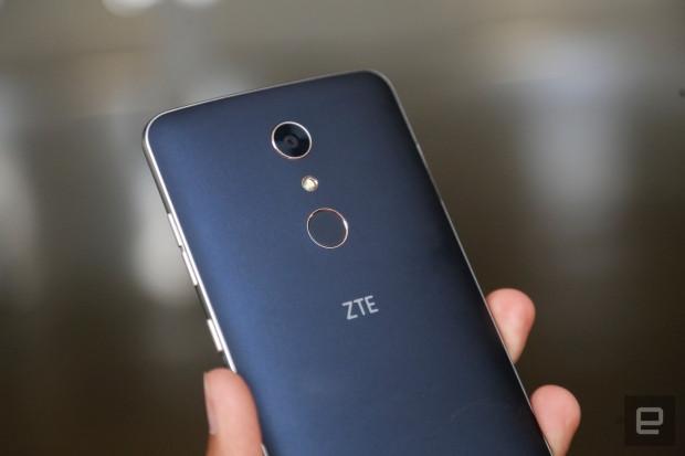 Bu özelliklere bu fiyat! ZTE ZMax Pro - Page 1