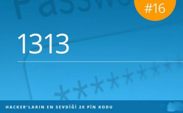 Bu Pin kodlarını kullanmayın! - Page 3