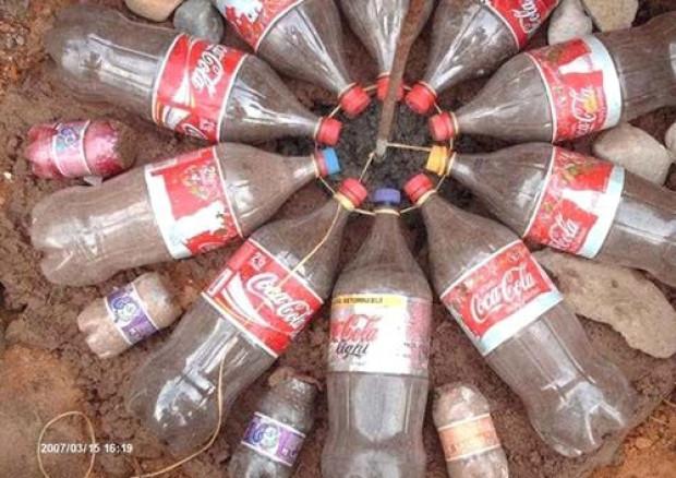 Bu plastik şişelerle yapıldı! - Page 2