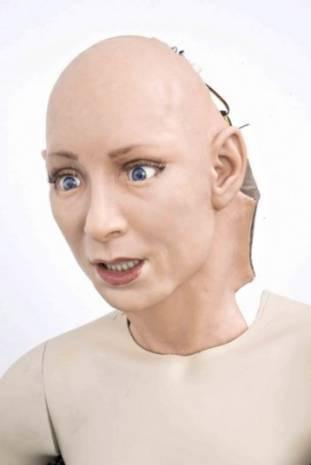 Bu robot şaşırıyor,üzülüyor ve seviniyor! - Page 1