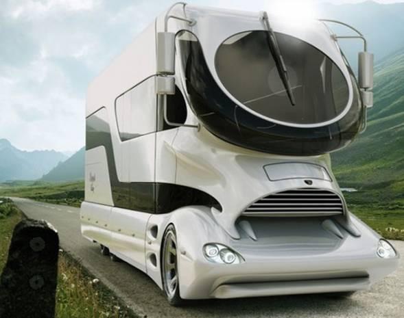 Bu tasarım ve teknoloji harikası karavanları fiyatı ise 1,9 milyon euro - Page 4