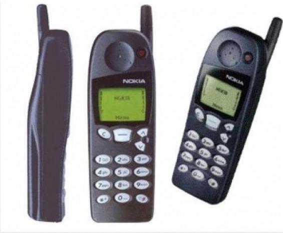 Bu telefonları kim unutur ki? - Page 1